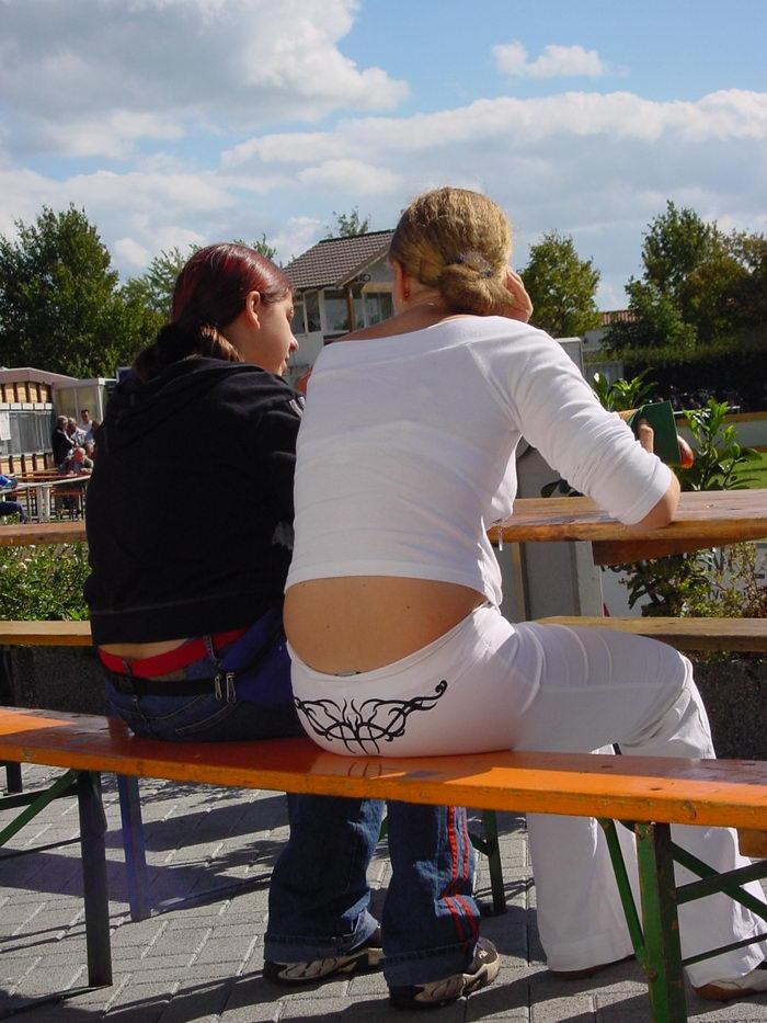 Pro und Contra von Hüfthosen • Bimbels Forum