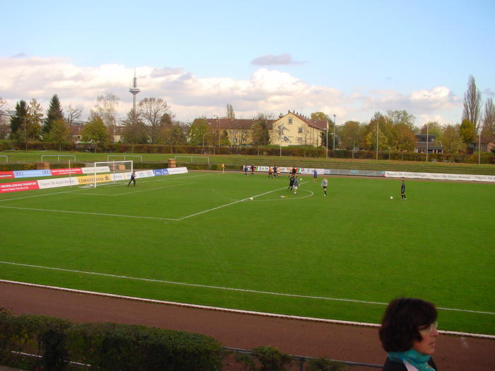 Frankfurt, Stadion am Brentanobad