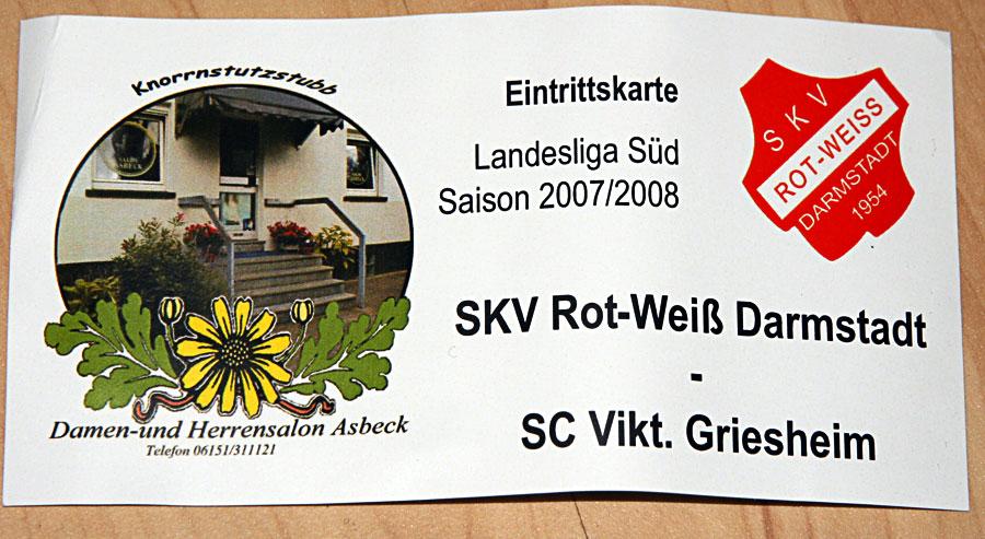 Darmstadt, Rot-Weiss