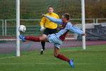 9.12.2007: FC Kickers Obertshausen - Viktoria Griesheim 4:1