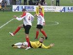 26.10.2008: SC Viktoria Griesheim - SG Bruchköbel 0:2