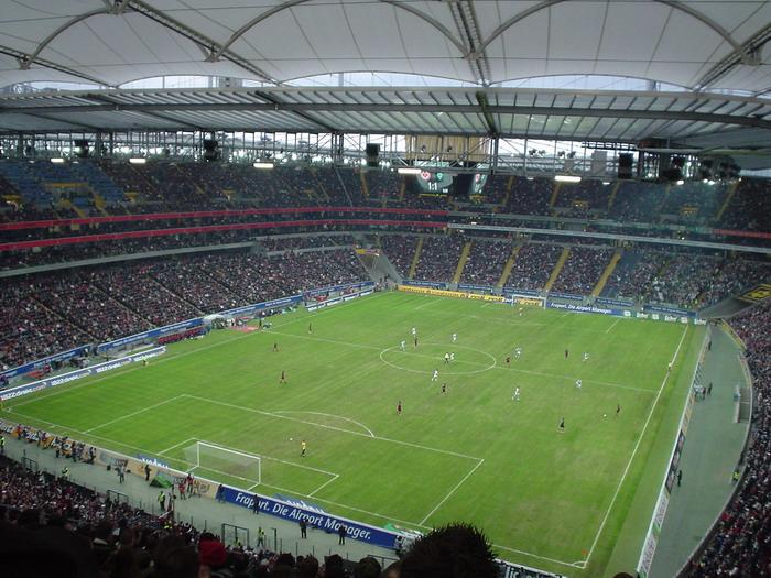 Frankfurt, Commerzbank-Arena