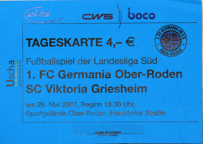 Ober-Roden, FC Germania
