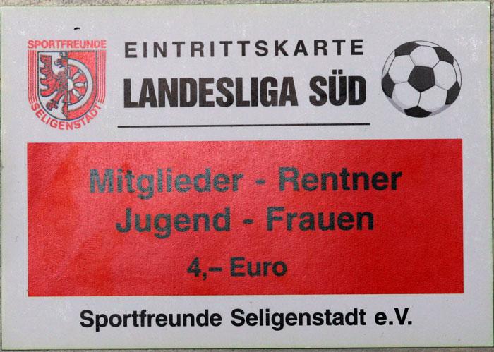 Seligenstadt, Sportfreunde