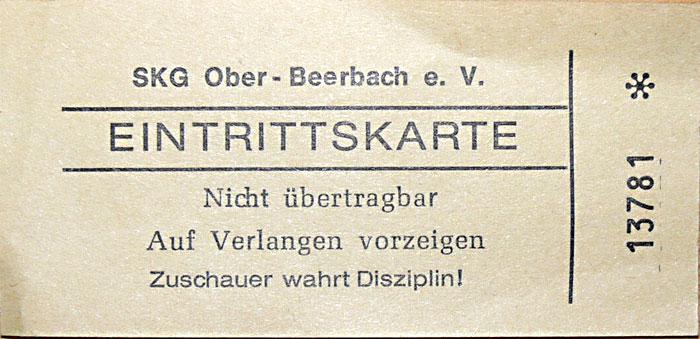 Ober-Beerbach, SKG